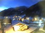 Archiv Foto Webcam Schnalstal - Ausblick Berghotel Tyrol 00:00
