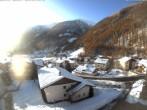 Archiv Foto Webcam Schnalstal - Ausblick Berghotel Tyrol 02:00