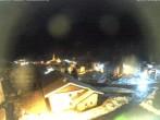Archived image Schnalstal - Webcam Berghotel Tyrol 22:00