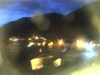 Archiv Foto Webcam Schnalstal - Ausblick Berghotel Tyrol 22:00