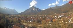 Archived image Webcam Farchant (Bavaria) 04:00