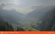 Archiv Foto Webcam Blick auf Pfunders (Südtirol) 04:00