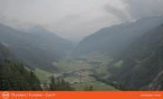 Archiv Foto Webcam Blick auf Pfunders (Südtirol) 08:00