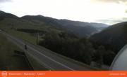 Archiv Foto Webcam Sicht auf Meransen in Südtirol 02:00