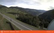 Archiv Foto Webcam Sicht auf Meransen in Südtirol 06:00