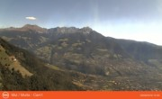 Archived image Webcam View towards mountain Mutspitze (South Tyrol) 06:00