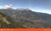 Archived image Webcam View towards mountain Mutspitze (South Tyrol) 08:00