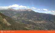 Archived image Webcam View towards mountain Mutspitze (South Tyrol) 10:00