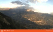 Archived image Webcam View towards mountain Mutspitze (South Tyrol) 12:00