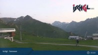 Archived image Webcam View Idalp in Ischgl 19:00