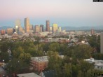 Archived image Webcam View of Downtown Denver Colorado 00:00