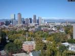 Archived image Webcam View of Downtown Denver Colorado 04:00