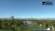 Archiv Foto Webcam Skyline Denver Colorado 04:00