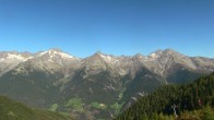 Archived image Webcam Hiking area Klausberg in South Tyrol (1.950 m) - View of lifts Klaussee I and II 04:00