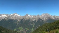 Archived image Webcam Hiking area Klausberg in South Tyrol (1.950 m) - View of lifts Klaussee I and II 06:00