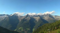 Archived image Webcam Hiking area Klausberg in South Tyrol (1.950 m) - View of lifts Klaussee I and II 10:00