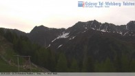 Archiv Foto Webcam Uwaldalm, St. Magdalena (Gsieser Tal, Südtirol) 00:00