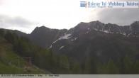 Archiv Foto Webcam Uwaldalm, St. Magdalena (Gsieser Tal, Südtirol) 02:00