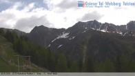Archiv Foto Webcam Uwaldalm, St. Magdalena (Gsieser Tal, Südtirol) 04:00