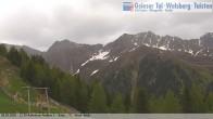 Archiv Foto Webcam Uwaldalm, St. Magdalena (Gsieser Tal, Südtirol) 06:00