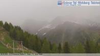 Archiv Foto Webcam Uwaldalm, St. Magdalena (Gsieser Tal, Südtirol) 10:00