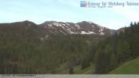 Archiv Foto Webcam Aschtalm, St. Magdalena (1.950 m) 00:00