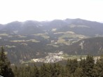 Archived image Webcam Outlook from mountain Getzenberg (Val Pusteria, South Tyrol) 08:00