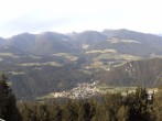 Archived image Webcam Outlook from mountain Getzenberg (Val Pusteria, South Tyrol) 12:00