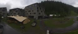 Archived image Webcam Laax - Hotel Rocksresort 02:00