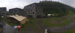 Archived image Webcam Laax - Hotel Rocksresort 04:00