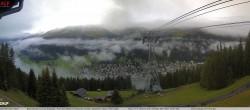 Archived image Webcam Jakobshorn - Schatzalp 02:00