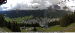 Archived image Webcam Jakobshorn - Schatzalp 08:00