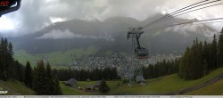 Archived image Webcam Jakobshorn - Schatzalp 10:00