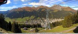 Archiv Foto Webcam Jakobshorn - Blick nach Davos 06:00