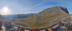 Archived image Webcam Schatzalp - Strela Pass 02:00