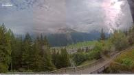 Archived image Webcam at Schatzalp 08:00