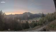 Archived image Webcam at Schatzalp 05:00