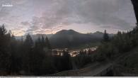 Archived image Webcam at Schatzalp 00:00