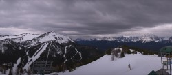 Archived image Webcam Panorama view Lake Louise 23:00