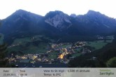 Archived image Webcam San Vigilio in South Tyrol at 1.500 m 00:00
