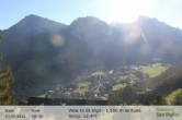 Archived image Webcam San Vigilio in South Tyrol at 1.500 m 02:00