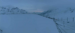 Archived image Webcam Riffelberg Panorama Zermatt 06:00
