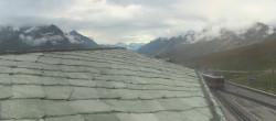 Archived image Webcam Riffelberg Panorama Zermatt 17:00