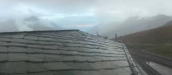 Archived image Webcam Riffelberg Panorama Zermatt 19:00