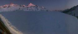 Archived image Webcam Riffelberg Panorama Zermatt 07:00