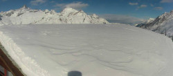 Archived image Webcam Riffelberg Panorama Zermatt 11:00