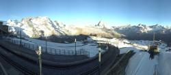 Archiv Foto Webcam Gornergrat Kulm Zermatt 00:00