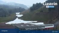 Archiv Foto Webcam Dorfgastein - Blick von der Talstation Fulseck 01:00