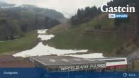 Archiv Foto Webcam Dorfgastein - Blick von der Talstation Fulseck 07:00