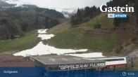 Archiv Foto Webcam Dorfgastein - Blick von der Talstation Fulseck 09:00